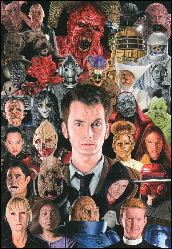 Alienígenas para el Doctor