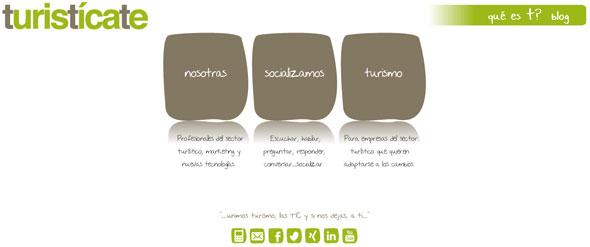 Web de TurisTícaTe