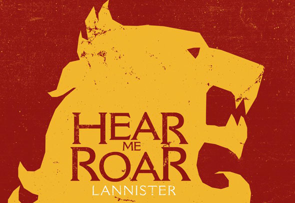 Blasón de la Casa Lannister