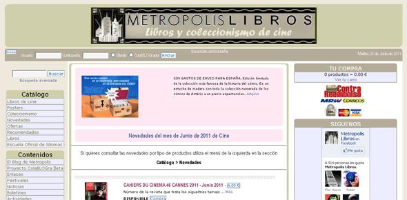 Metropolis Libros