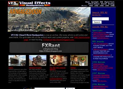 Visual Effects Headquarters VFXHQ