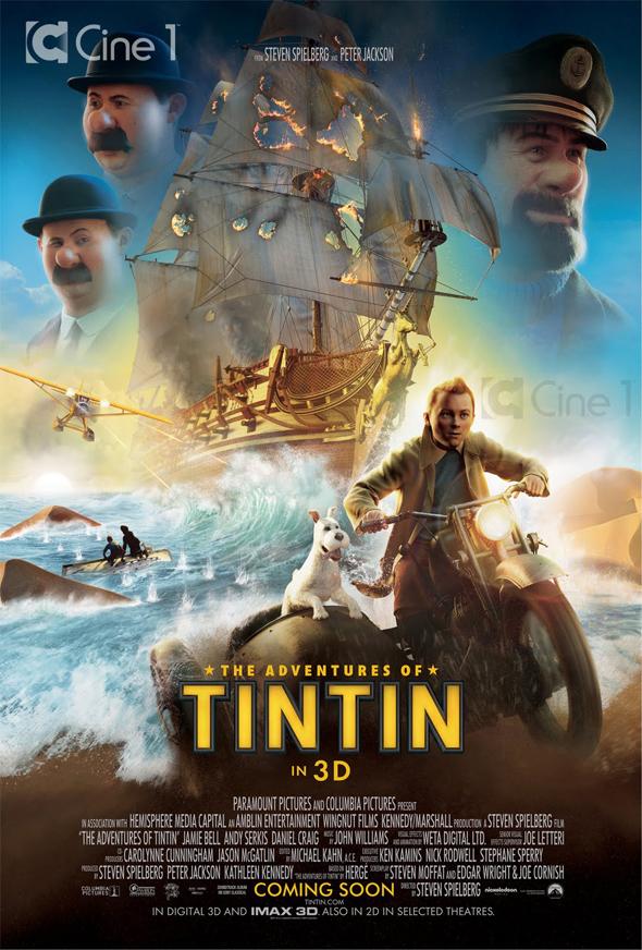 Nuevo Poster Tintin
