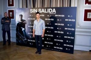 Photocall Madrid Taylor Lautner.