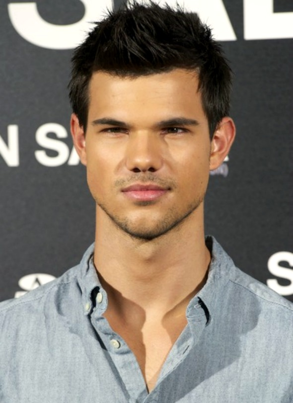 Photocall Madrid Taylor Lautner.