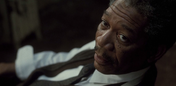 Morgan Freeman Interior