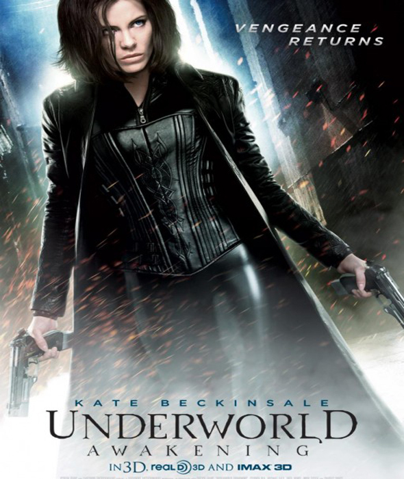 Poster Nuevo Underworld Interior
