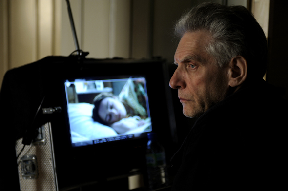 David Cronenberg Interior