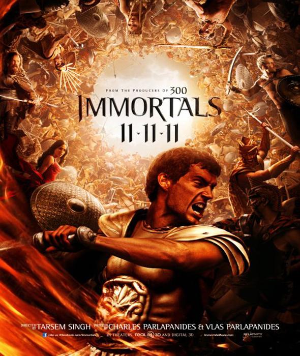 Immortals lnterior