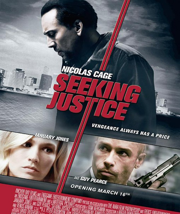 Seeking Justice Interior