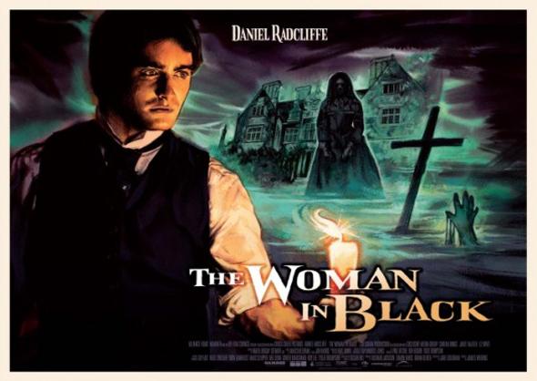 Mujer de Negro 1 Interior