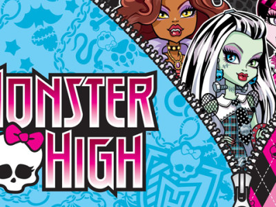Monster high carrusel