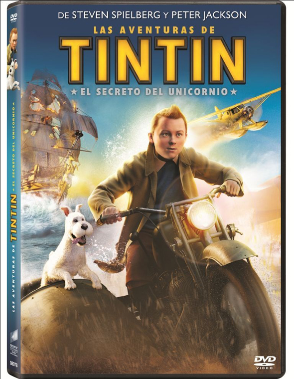 Tintín DVD 1