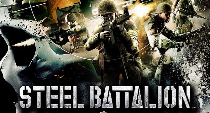 Steel Battalion Carrusel