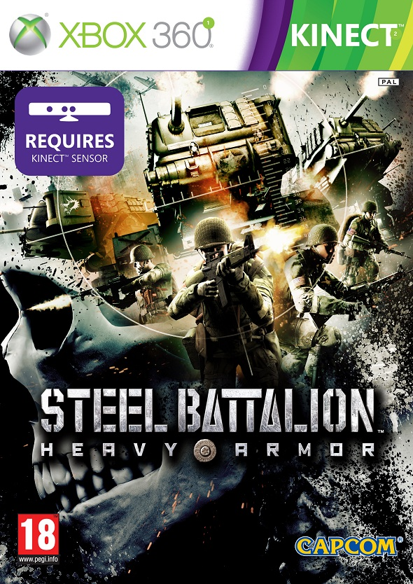 Steel Battalion Interior 1
