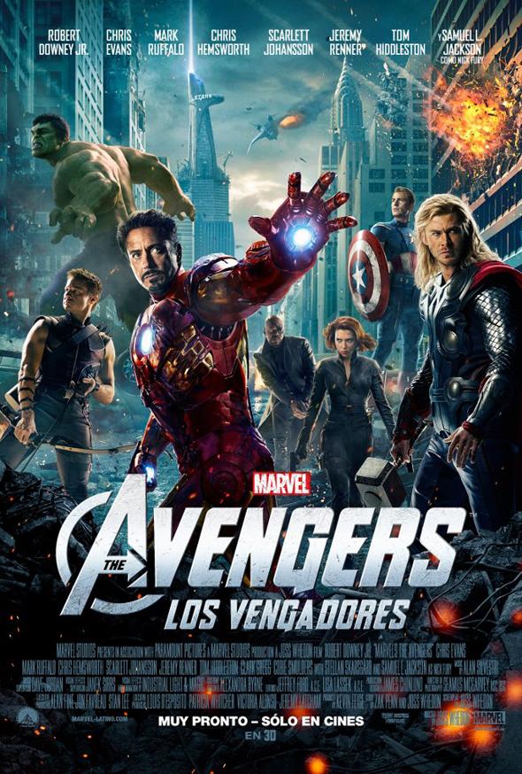 Vengadores Trailer