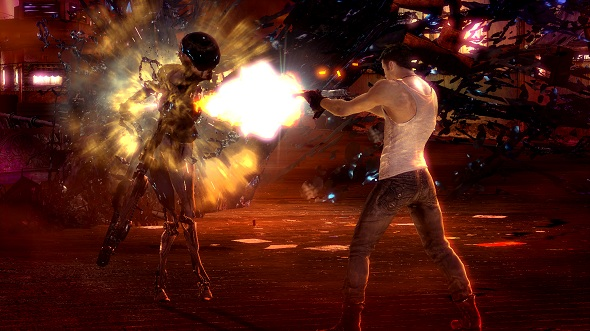 Devil May Cry  Interior 1