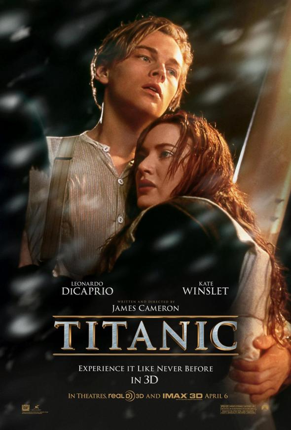 Titanic 3D Estreno