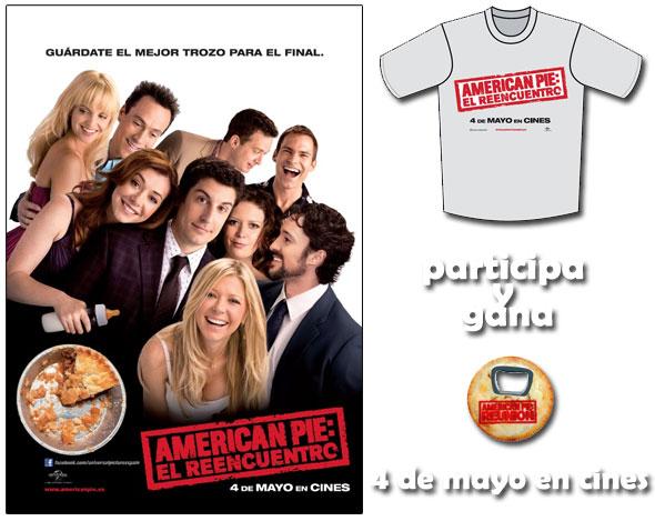'American Pie: el reencuentro'
