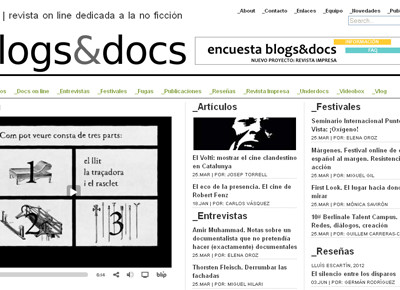 Blogs And Docs