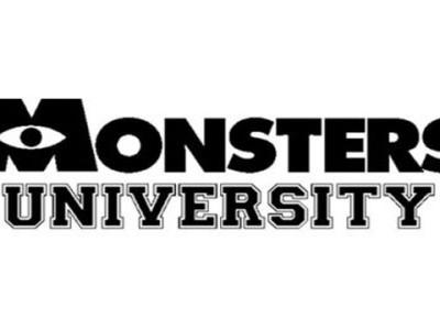 Monsters University Carrusel