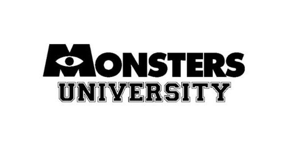 Monsters University Interior