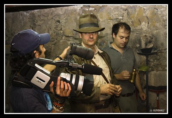 Indiana Jones y la búsqueda del ídolo perdido