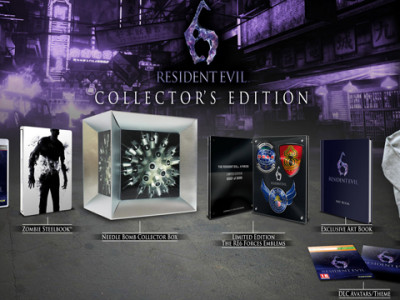 RE 6 Collector (Carrusel)