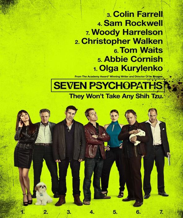 7 Psychopaths Interior
