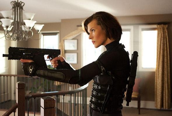 BSO Resident Evil venganza Interior