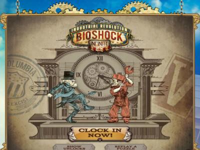 BioShock Infinitive Interior