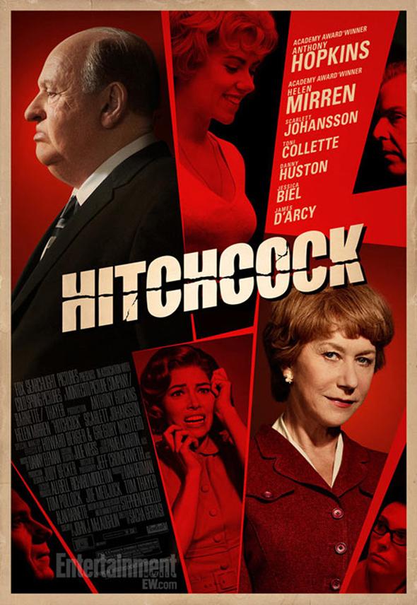 Hitchcock Poster Nuevo 1 Interior
