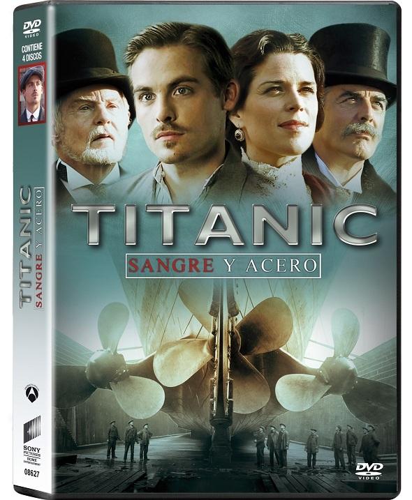 Titanic: Sangre y acero Interior