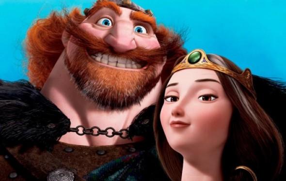 Brave: Fergus y Elinor