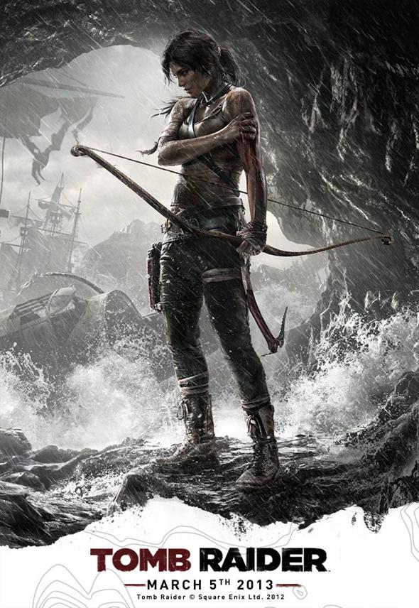 Tomb Raider Reeditado Interior