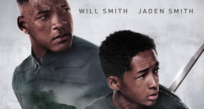 Poster Final After Earth Carrusel