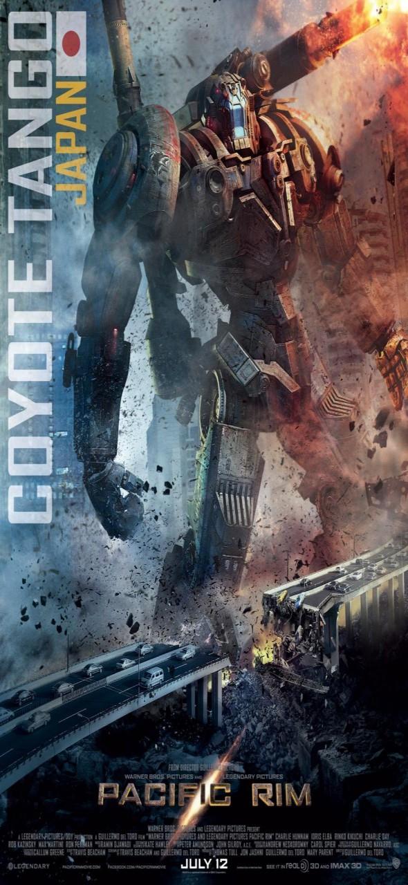 Pacific Rim: Coyote Tango