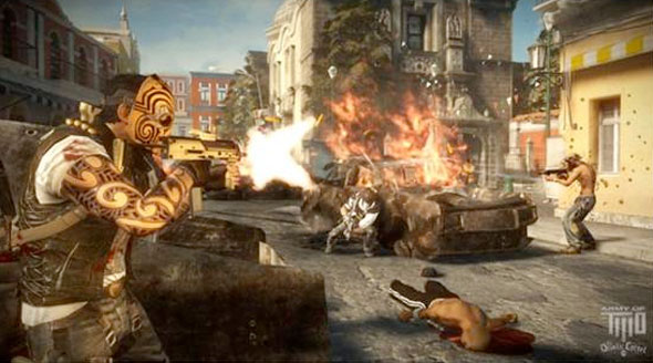 Army of Two The Devil´s Cartel