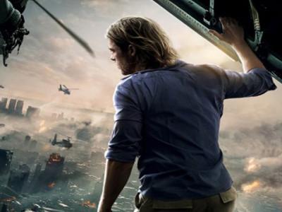 Guerra Mundial Z Poster Final Carrusel