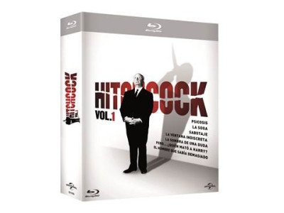 Hitchcock BluRay Carrusel