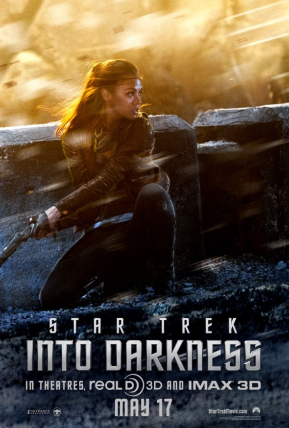 'Star Trek: Into darkness'