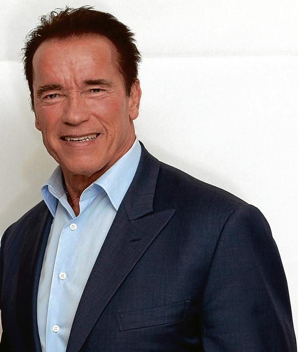 Arnold Schwarzenegger será Exterminator