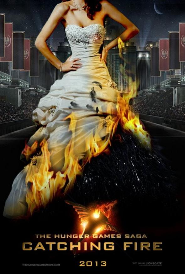 'Los juegos del hambre: en llamas (The hunger games: catching fire)'