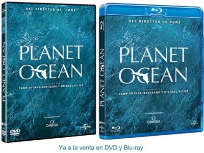 Planet Ocean DVD Carrusel