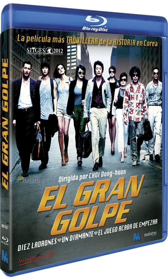El Gran Golpe. Blu Ray