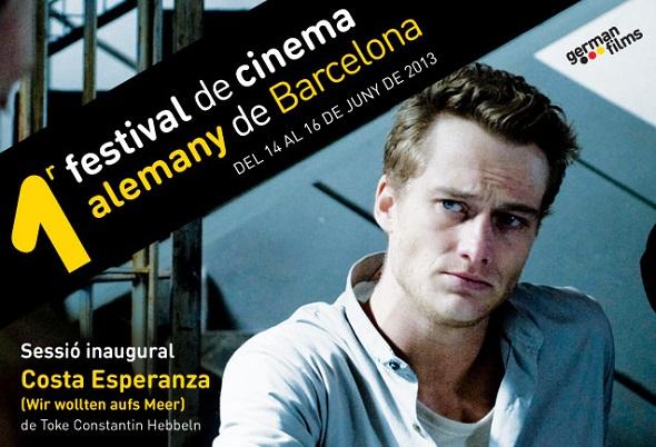 Primer Festival de Cine Alemán en Barcelona
