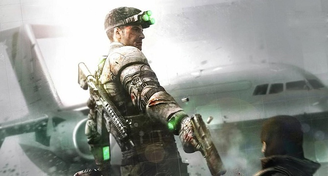 Splinter Cell Blacklis carrusel