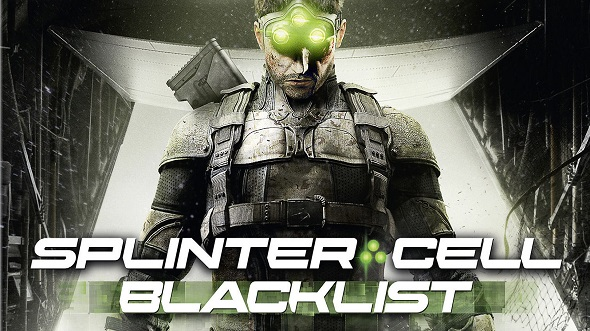 Splinter Cell Blacklis interior