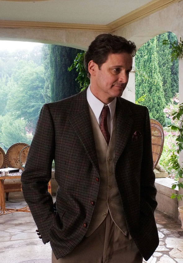 Colin Firth en 'Magic in the moonlight'