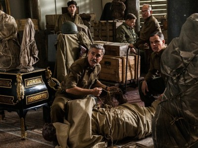 'The monuments men'