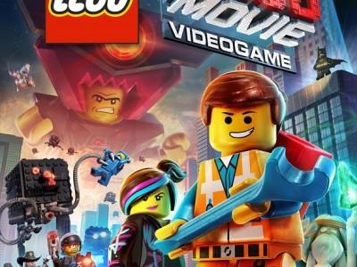 Lego Movie. Videojuego. Carátula oficial